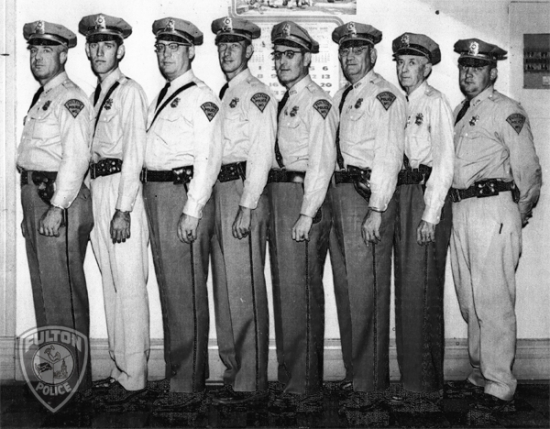 1956 Fulton Police Department