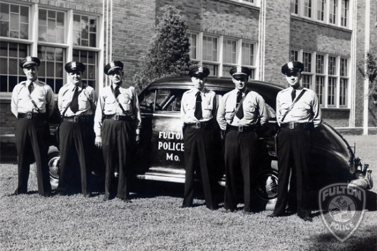 1943 Fulton Police Department