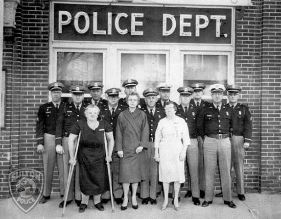 1961 Fulton Police Department